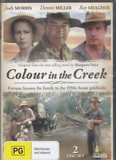COLOUR IN THE CREEK -   Dennis Miller, Judy Morris, Ken Talbot - DVD