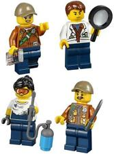 Lego City Exclusive Bricktober Toys R Us Minifigures Limited Edition 5004940