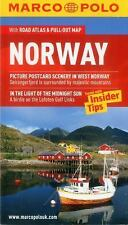 Marco Polo Guides: Norway Marco Polo Guide (2012, Paperback / Mixed Media)
