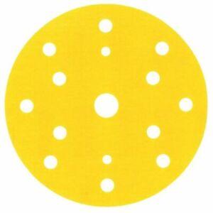 3M Hookit Disc 255P Gold 15Loch 150mm P360 100Stück 50452