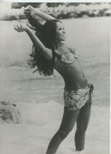 Leilani Terangi, danseuse thaitienne à Sydney  Vintage silver print Tirage arg