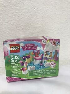 BRAND NEW Lego Disney Princess TREASURE'S DAY AT THE POOL # 41069 Box DAMAGE.
