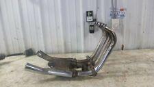 89 Yamaha YX600 YX 600 Radian Muffler Exhaust Header Pipe