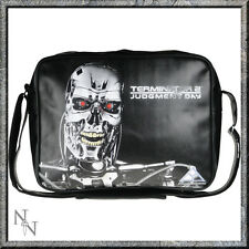 TERMINATOR 2 T-800 SIDE BAG MESSENGER LIMITED EDITION OFFICIAL NEW NEMESIS NOW