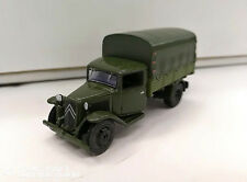 NOREV SA 1/87 diecast model car CITROEN Type 23 1958 Army Truck