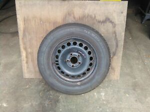 Vauxhall Vectra C Steel Wheel 2002 To 2008 With 195/65r15 Semperet Winter Tyre