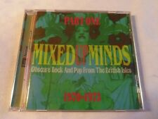 CD  MIXED UP MINDS obscure rock and pop from the british Isles 1970-1973  part 1