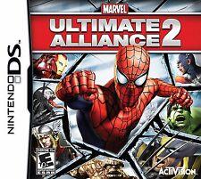 Marvel Ultimate Alliance 2 DS