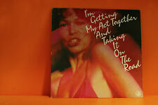 I'M GETTING MY ACT TOGETHER AND TAKING IT ON THE ROAD - SOUNDTRACK - LP VINYL -N