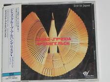 JAZZ GROUP ARCHANGEL - LIVE IN JAPAN - JAPAN/OBI - MEGARAR L@@K !!!!!