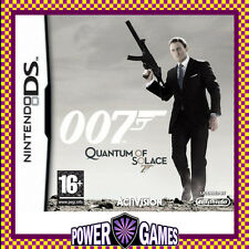 James Bond: 007 Quantum of Solace (Nintendo DS) Brand New