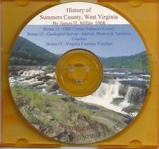 History of Summers County West Virginia - Genealogy