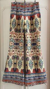 Ethnic/hippy/hippie/boho Flared Trousers Flares XL