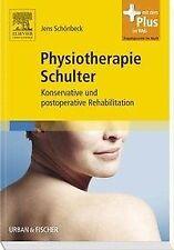 Physiotherapie Schulter - Jens Schönbeck - 9783437587603 PORTOFREI