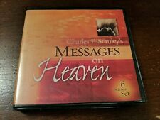 Messages On Heaven by Charles F. Stanley 6 Sermon Set on CD's