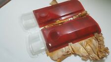 DATSUN 1600 510 BLUEBIRD 68 Tail light Rear Lamps Lens L/R SET GENUINE NOS JP