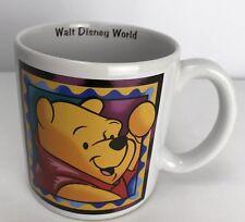 Disney Winnie the Pooh Walt Disney World Inside Rim 20oz Mug Large