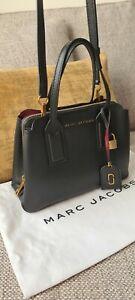 Marc Jacobs The Editor Crossbody Black Bag