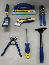 USED QEP Grout Float/Trowel/Scraper/Grout Removal/Tile Cutter/Nipper/Grout Saw