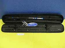 "Okuma Nomad 6' 6"" Saltwater Travel Rod Casting with Case NT-C-663UL-L"