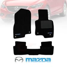 MAZDA 6 GJ Nov/2012-ON Custom Made Floor Mats F + R  SEDAN 2 Year Warranty