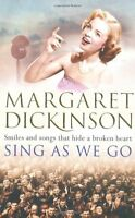 MARGARET DICKINSON ___ SING AS WE GO ___ BRAND NEW ___ FREEPOST  UK