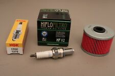 Kawasaki KLX250S KLX300R KLX 250 300 KL Tune Up Kit NGK Spark Plug Oil Filter