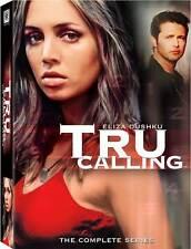 Tru Calling: Complete TV Series Zach Galifianakis True DVD Season Boxed Set NEW!
