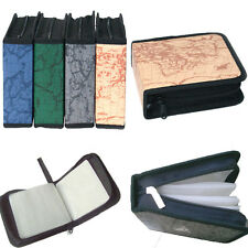 40 CD DVD Disc Storage Holder Carry Case Organizer Wallet Cover Bag Box Album