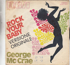 GEORGE Mc CRAE - rock your bay 7""