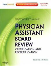 Physician Assistant Board Review: Expert Consult - Online and Print, 2e (Expert