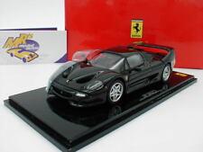 Kyosho 05091BK # Ferrari F50 Baujahr 1996 - 1997 in schwarz 1:43 ab 1.- Euro