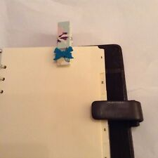Filofax Today Page Marker Fits All Filofax LIMITED EDIITION butterfly