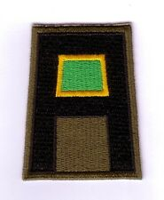 "WWII - 1st ARMY ""MILITARY POLICE 1"" (Reproduction)"