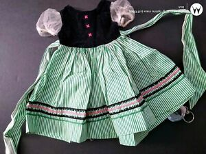 """Vintage Doll Dress for  Shirley Temple Composition, Plastic,Cloth 18"""" Dolls"""