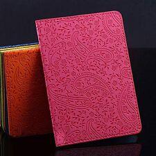 Lavender Ticket PU Lavender Passport Card Bag Passport Holder Passport Covers