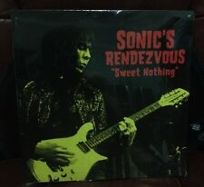 Sonic's Rendezvous Band Sweet Nothing sealed LP red rare MC5 Fred Smith