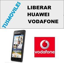 LIBERAR  Huawei Ascend G530 G620 Y300 Ascend P6 P7 G6 VODAFONE
