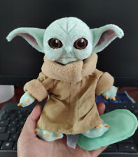 Mandalorian The Child Baby Yoda Grogu Magnetic Shoulder stuffed PLUSH TOU DOLL