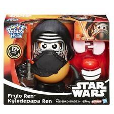 Playskool Star Wars Frylo Ren Mr. Potato Head Toy 12+ Pieces Ages 2 & Up NEW
