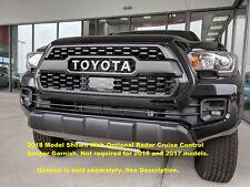 GENUINE OEM NEW Toyota Tacoma 2016-2018 TRD PRO Black Grille Insert  PT228-35170