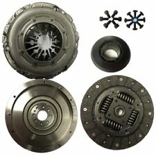 FLYWHEEL AND CLUTCH WITH ALL BOLTS FOR A PEUGEOT 307 CC CONVERTIBLE 2.0 HDI 135