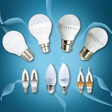 LED 3W 5W 7W 9W 12W E14 E27 B22 Candle Globe Light Bulbs Lamp Spotlight AU