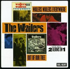The Wailers, Wailing - Wailers Wailers Everywhere / Out of Our Tree [New CD]