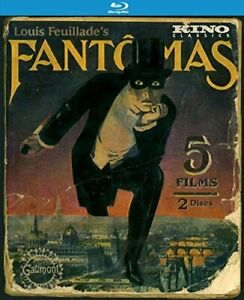 FANTOMAS NEW BLURAY