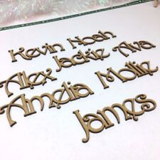 Christmas Letter Box Decorative Plaques & Signs