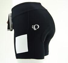 Pearl Izumi Women's Escape Sugar Cycling Shorts,Black/White, Size Small
