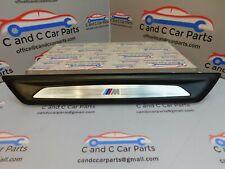 BMW M Sport Kick Plate Sill Trim 1 2 3 4 Series F20 F21 F30 F31 F32 F36 6A1B