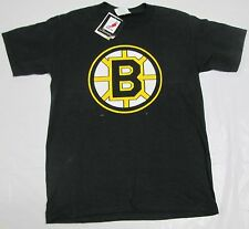 Boston Bruins Majestic Youth T-Shirt Medium 10-12 New  100 % Cotton NHL Hockey