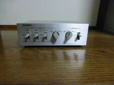 SONY Tape Recorder Selector SB-500 tape deck selector operation check Japan